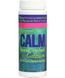Natural Calm Magnesium Citrate Powder plus Calcium