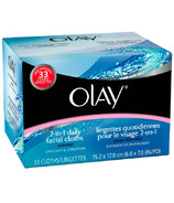 Olay 2-in-1 Daily Facial Cloths Refill