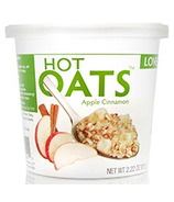 Love Grown Foods Hot Oats Apple Cinnamon