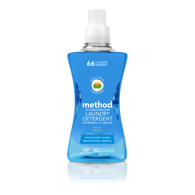 Method 4x Concentrate Laundry Detergent
