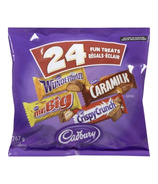 Cadbury 24 Assorted Fun Treats