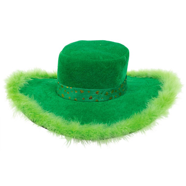 St. Patrick\'s Shamrocking Hat