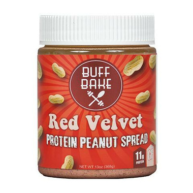 Buff Bake Red Velvet Protein Peanut Spread