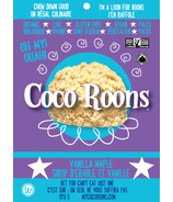 Wonderfully Raw Vanilla Maple Coco-Roons