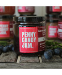 Penny Candy Jam Preserved Fruit Jam Blueberry, Lavender and Mint