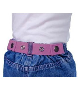 Dapper Snappers Toddler Belt Pink