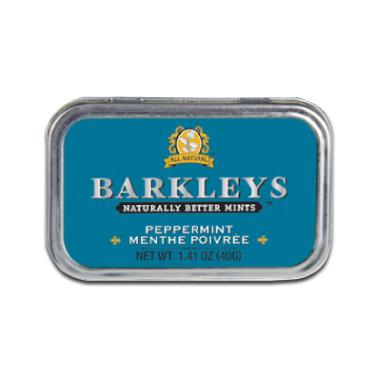 Barkley\'s All Natural Mints