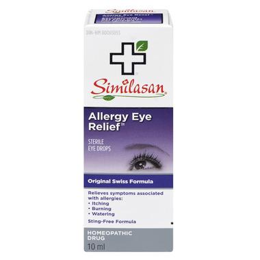 Similasan Allergy Eye Relief Eye Drops