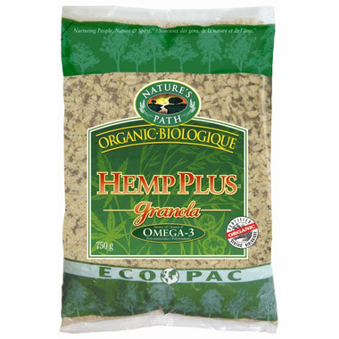 Nature\'s Path Organic HempPlus Granola