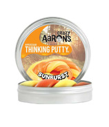 Crazy Aaron's Thinking Putty Sunburst