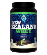 Ergogenics Nutrition New Zealand Whey Pro-Series ISOLATE Vanilla