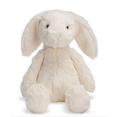 Lovelies Riley Rabbit Medium White