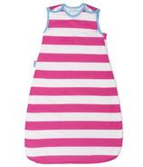 Grobag Baby Sleep Bag 1.0 Tog Magenta Ribbons