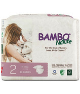 Bambo Nature Premium Baby Diapers Size 2