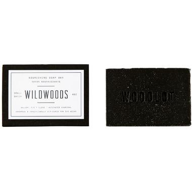 Woodlot Wildwoods Charcoal Soap Bar