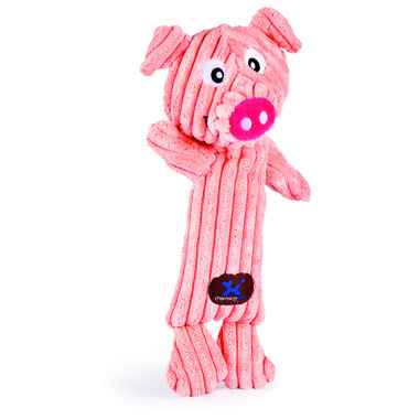 Charming Pet Products Tennis Head Pig Dog Toy
