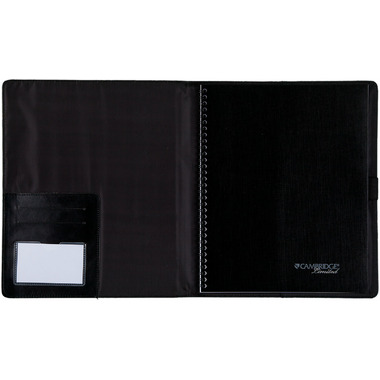 Mead Cambridge Notebook with Refillable Cover