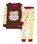 Skip Hop ZOOJAMAS Little Kid Pajamas Monkey