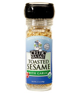 Celtic Sea Salt Organic Sesame Salt Grinder