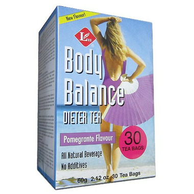 Uncle Lee\'s Body Balance Pomegranate Dieter Tea