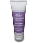 Green Cricket Shampoo Lavender Travel Tube