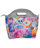 Iscream Psychedelic Collage Lunch Tote