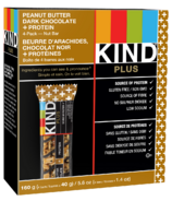 KIND Peanut Butter Dark Chocolate + Protein Bars