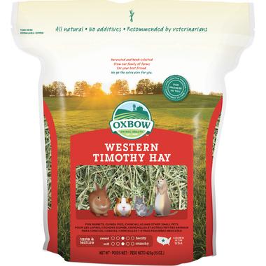 Oxbow Western Timothy Hay Small Animal Hay