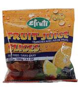 Efruti Fruit Juice Slices