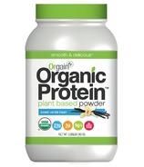Orgain Organic Plant Protein