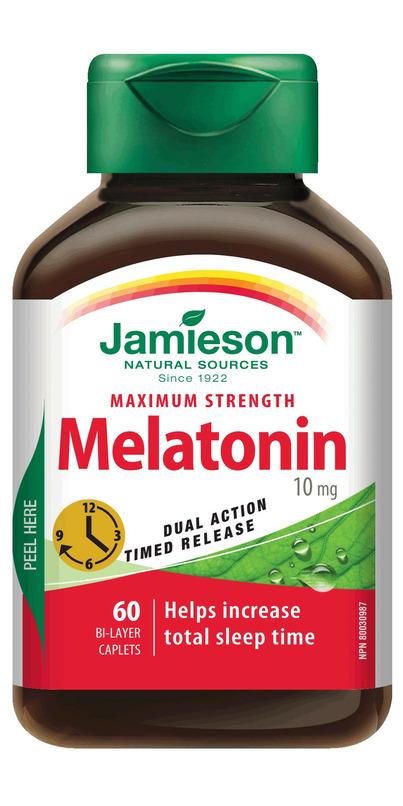 buying melatonin in canada