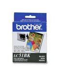 Brother LC51BKS Series Black Ink Cartridge
