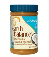 Earth Balance Creamy Coconut & Peanut Spread