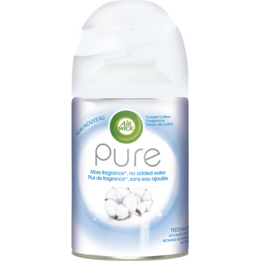 Air Wick PURE Freshmatic Refill Premium Airfreshner Sunset Cotton