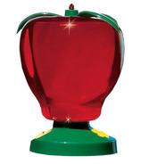 Golden Song Apple Hummingbird Feeder