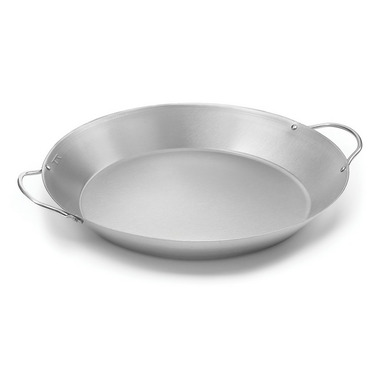 Outset Stainless Steel Paella Pan