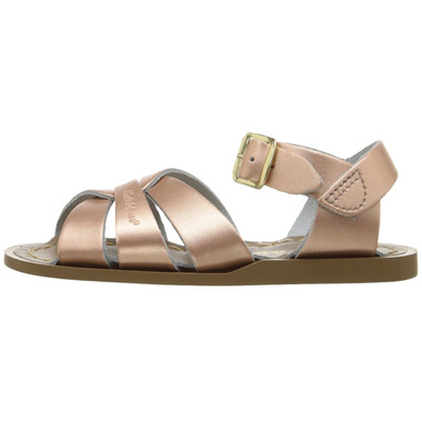 Salt Water Sandals The Original Children\'s Sandal Rose Gold