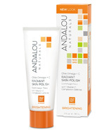 ANDALOU naturals Chia Omega + C Radiant Skin Polish