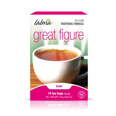 Lalma Great Figure Tea