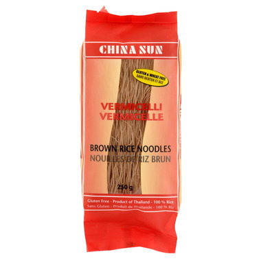 China Sun Brown Rice Vermicelli Noodles