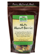 NOW Foods Nuts About Berries Snack Mix