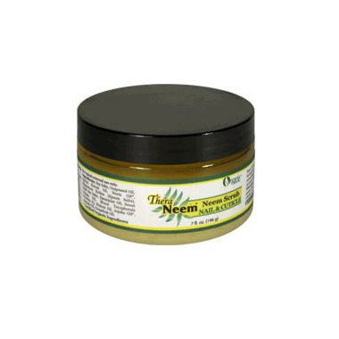 TheraNeem Nail & Cuticle Neem Scrub