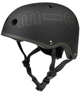 Micro of Switzerland Matte Black Helmet