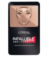 L'Oreal Paris Infallible Pro-Contour Palette in Medium