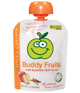 Buddy Fruits Apple & Cinnamon Pure Blended Fruit To Go