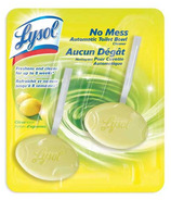 Lysol No Mess Automatic Toilet Bowl Cleaner