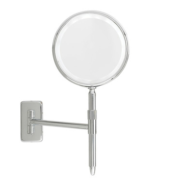 Danielle Creations Combo Wall Mounted and Hand Held Mirror