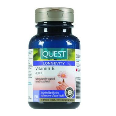 Quest Dry Vitamin E