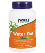 NOW Foods Water Out Herbal Diuretic