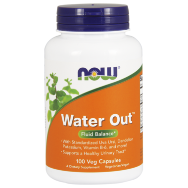 NOW Foods Water Out Herbal Diuretic
